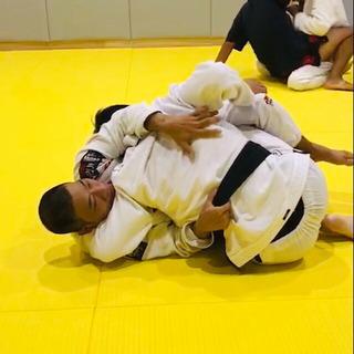 初めてのブラジリアン柔術 BJJ