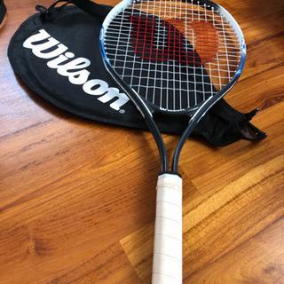 テニスラケットペア
