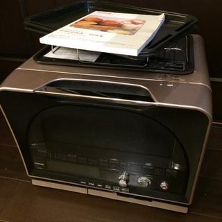 東芝オーブンレンジ 石窯ドーム ER-HD500