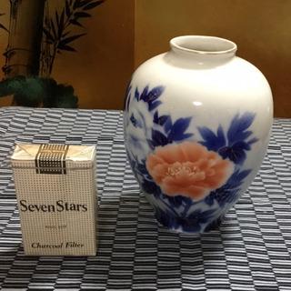 深川製磁   小ぶりな花瓶
