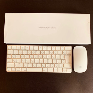 Apple Magic Keyboard2&Magic Mous...