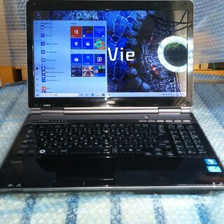 LaVie改85 Core i7 SSD Win10