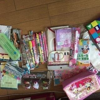 女の子向け 学用品 文房具