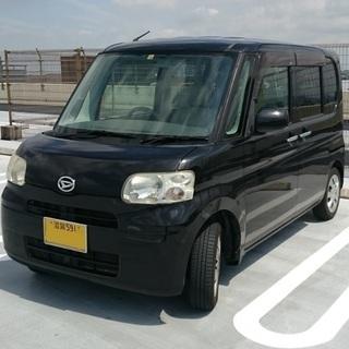 L375 ダイハツ タント X 平成20年式 ブラック 176千...
