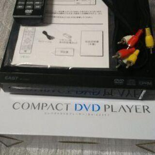 DVDプレーヤー中古一式