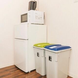 2ドア冷凍冷蔵庫 引き取り希望 西成区 ③