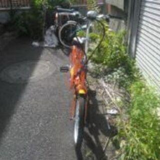 フル電動アシスト自転車