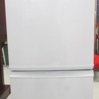 SHARP シャープ ノンフロン冷凍冷凍庫 SJ-D14A-W ...