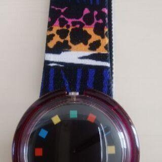 swatch popシリーズの腕時計 - 服/ファッション