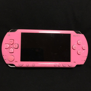 PSP ピンク