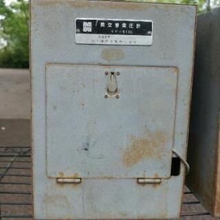 【paypayフリマ取引売約済】ナショナル真空管電圧計2台 − 宮崎県