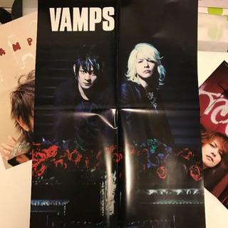 VAMPS ポスター1枚