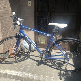 廃盤 軽量GIANTのクロスバイク・エスケープエアー