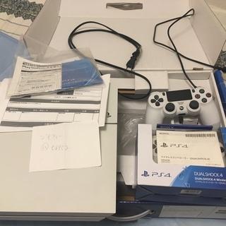 PS4 CUH-1100AB02 ホワイト 500GB