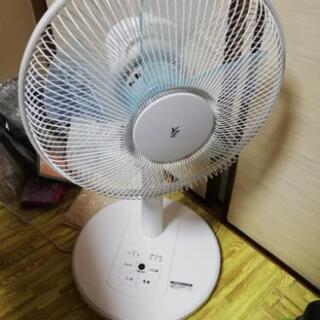 30cmリビング扇風機 YLR-AG301
