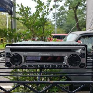 Panasonic(パナソニック)CDカーオーディオ