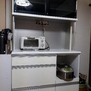 お取り引き中☆カップボード 食器棚