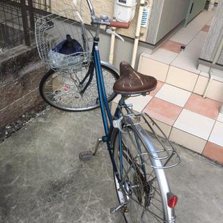 ジャンク 部品取りメイン 自転車