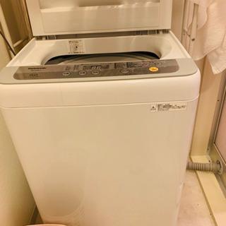 2018年購入した洗濯機