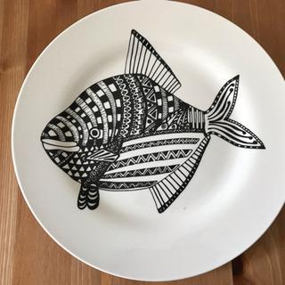 フライングタイガー 平皿 (大)