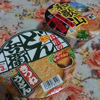 新品未開封品    ミニどん兵衛・和歌山ラーメン    2点セッ...