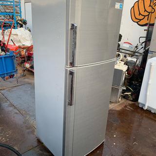 シャープ 約300L(290L) ノンフロン冷凍冷蔵庫 大容量 ...