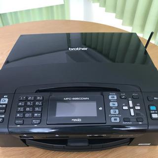 ブラザー Mymio MFC-695CDN  ※受話器・子…