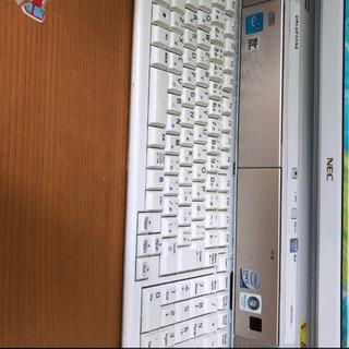 NEC デスクトップパソコンパソコン