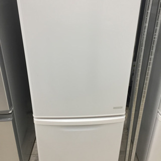 9/10東区和白   Panasonic138L冷蔵庫   オシ...
