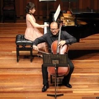大阪市北区 チェロ&ピアノ教室 Salon de rêve mu...