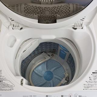 TOSHIBA洗濯機 5kg 東京 神奈川 格安配送 - 世田谷区