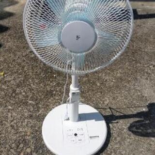 山善 リモコン扇風機 YLR-AG303