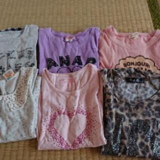 Tシャツセット☆110