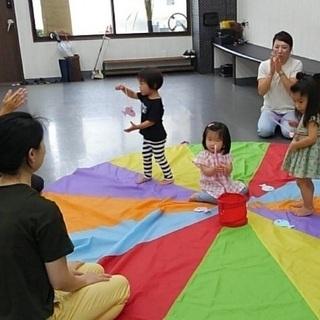 【無料体験レッスン】0〜3歳♪にじいろリトミック吉祥寺教室