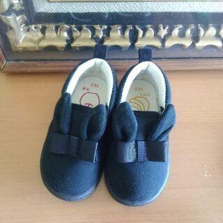 子ども靴 ベビー靴 美品 14.5センチ