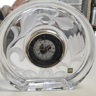 HOYA クリスタル置き世界時計