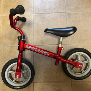 バランスバイク(ヘルメット付)の画像