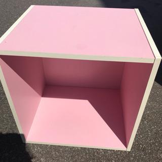 カラーボックス 一段 収納ボックス