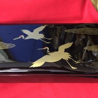 工芸品 漆盒伝統工芸品 日本 木工 漆絵未使用