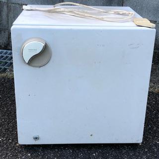 【ジャンク】東芝 GR-57K(A) 1ドア 冷蔵庫 もらってください
