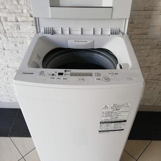 ■2018年製■美品■東芝 全自動洗濯機 4.5kg AW-45...