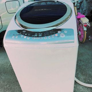 TOSHIBA 全自動洗濯乾燥機  7キロ