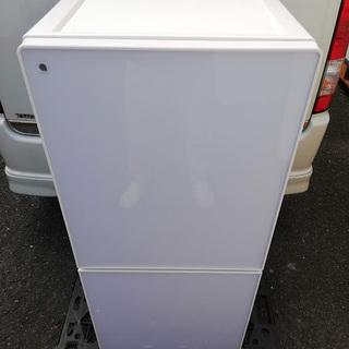 ◼️ガラスドア採用■2018年製■美品■ユーイング 冷蔵庫 UR...