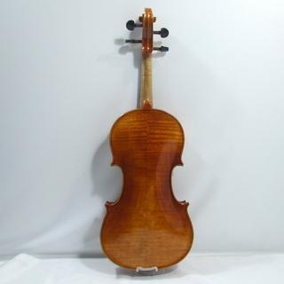 本体美品 4/4 ハイグレードストラディバリウスモデル 虎杢 バイオリン 未使用弓 セット  美品セット 手渡し 全国発送対応 中古バイオリン - 楽器
