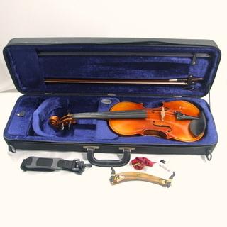 本体美品 4/4 ハイグレードストラディバリウスモデル 虎杢 バイオリン 未使用弓 セット  美品セット 手渡し 全国発送対応 中古バイオリン - 売ります・あげます