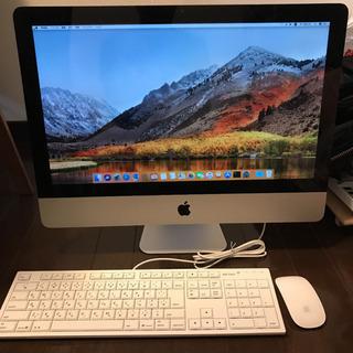 超お買い得 iMac 21.5inch、MAGIC MOUSE、...
