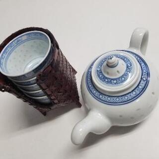 中国の茶器セット