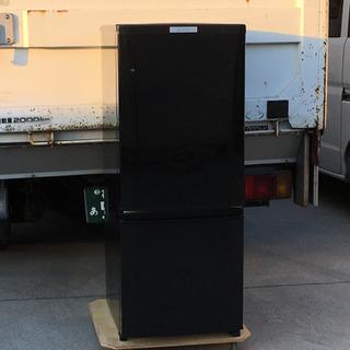 格安で!三菱 2ドア 冷蔵庫 146L◇2017年製◇MR-P1...
