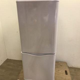 091606☆大字電子 2ドア冷蔵庫 14年製☆