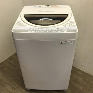 091008☆東芝 6.0kg洗濯機 14年製☆